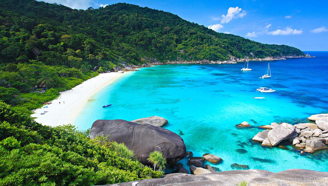 Симиланские острова (Similan Island)