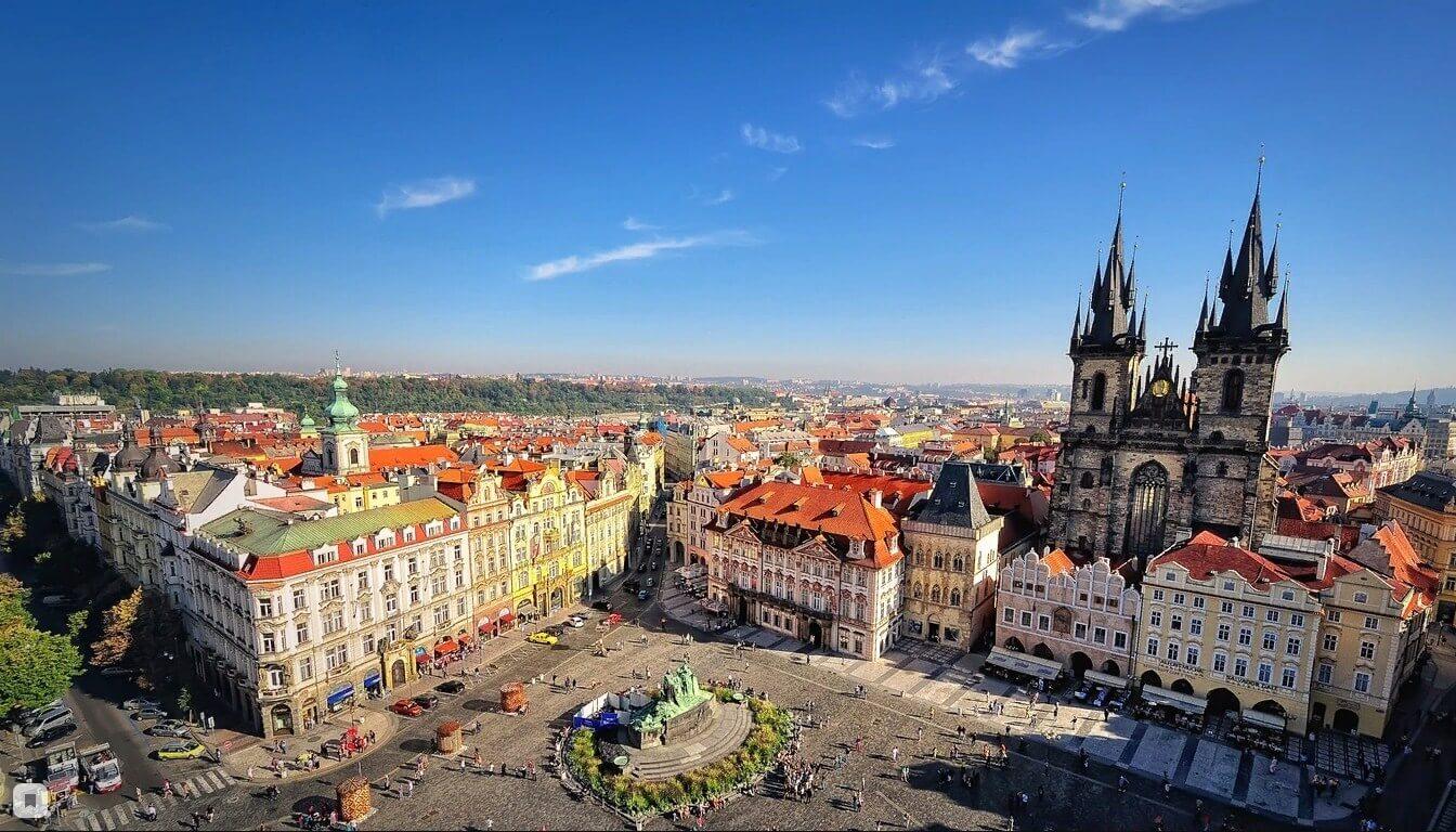 Тур из Москвы в Чехию 2020