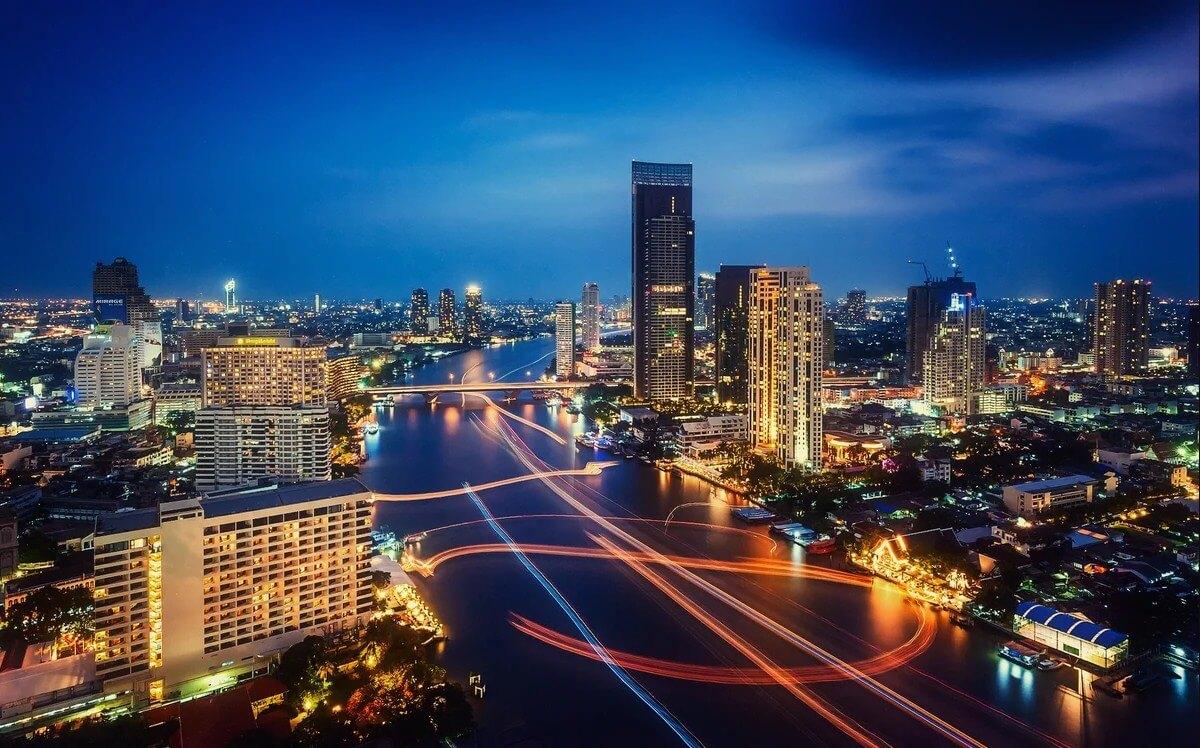 Города и аэропорты Таиланда 2020