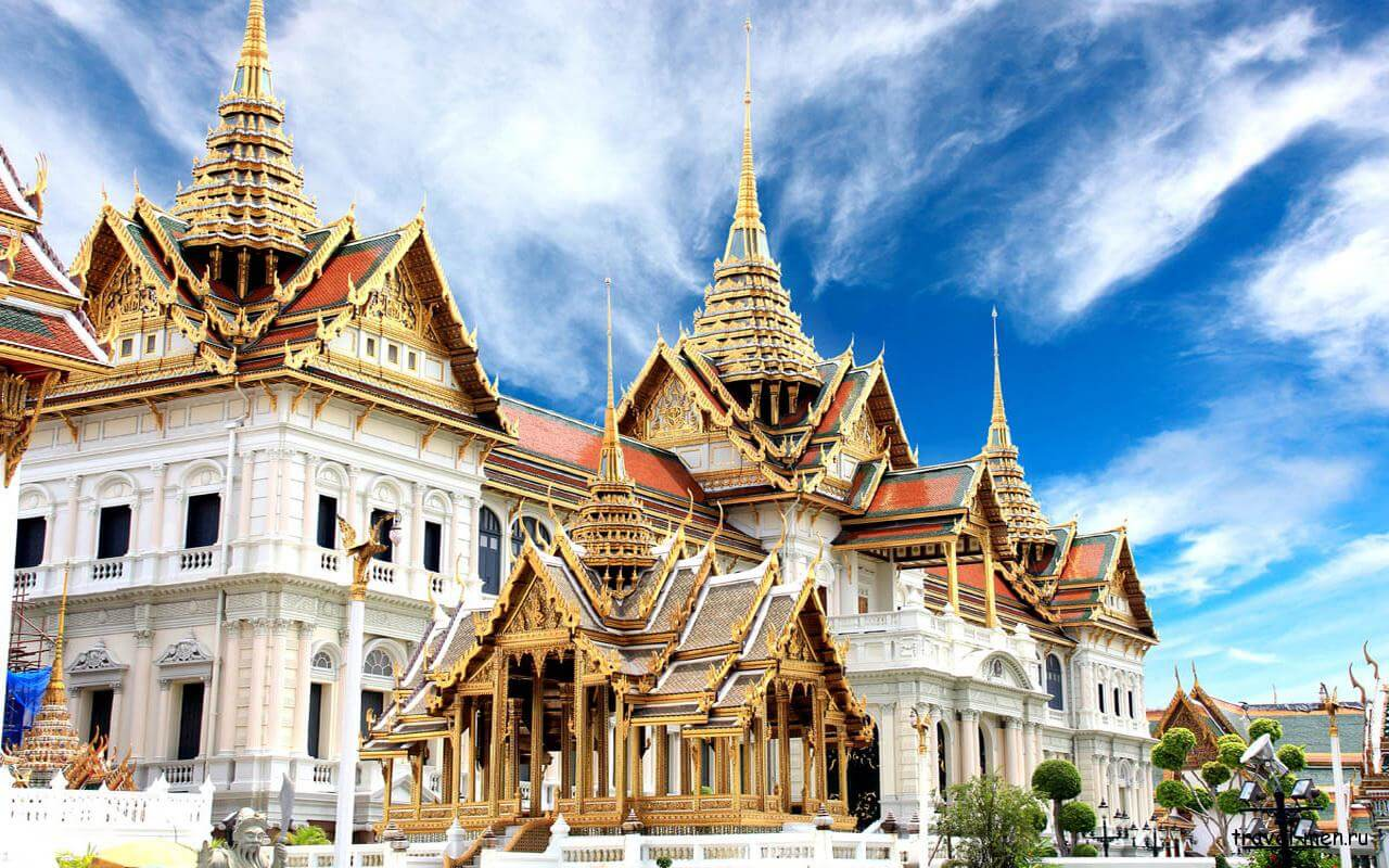 Большой Королевский дворец (Бангкок) (Grand Palace)