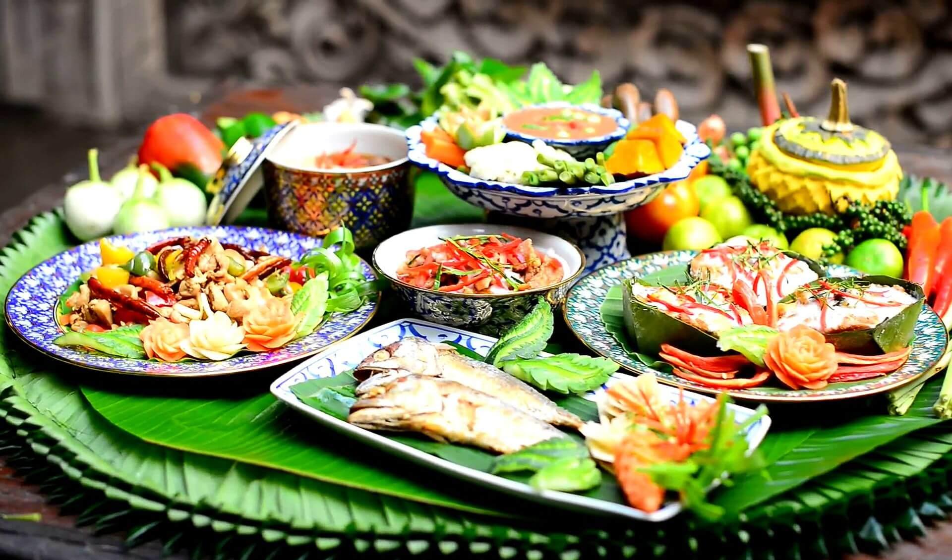 Кухня и питание в Тайланде