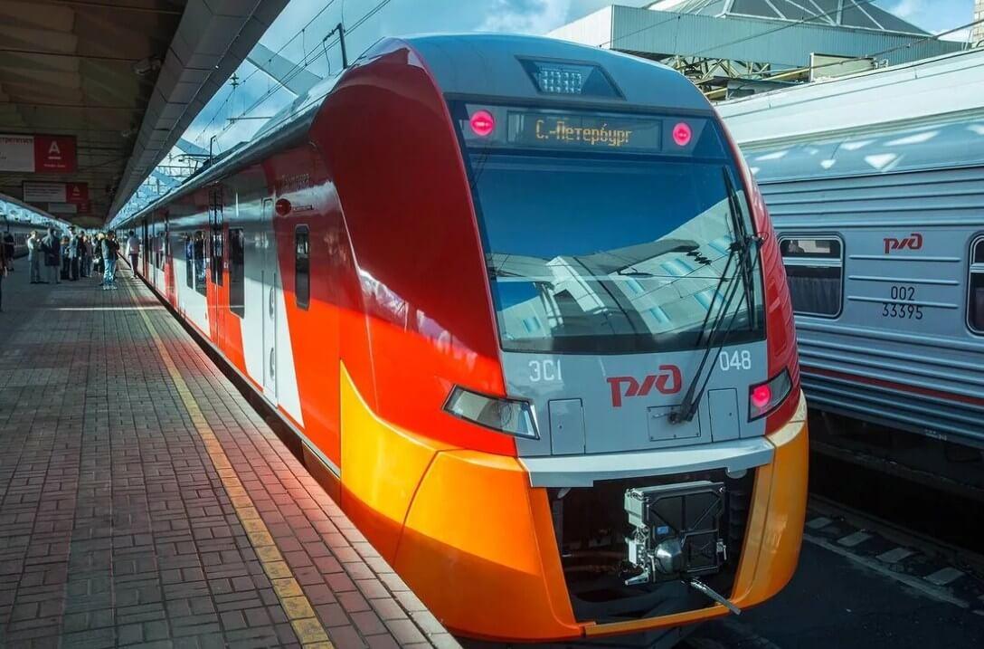 Билеты на поезд из Москвы 2020