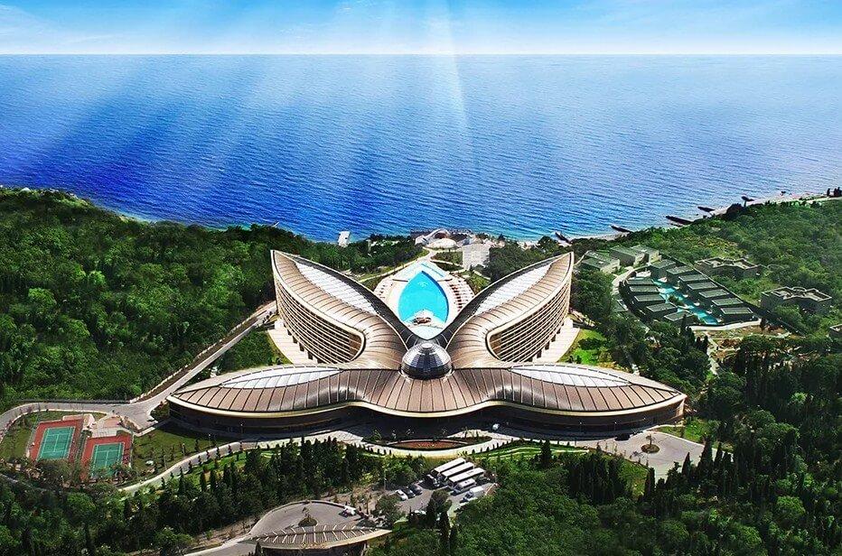 Отели Крыма 2020