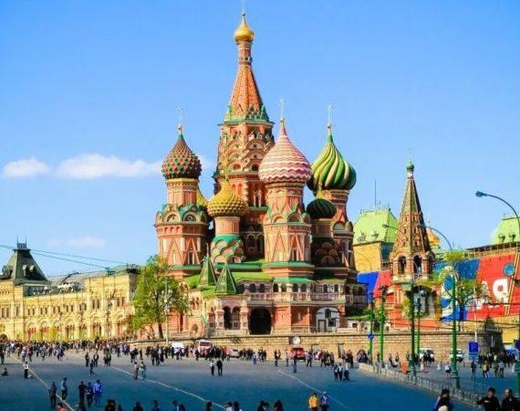 Экскурсии по Москве 2020