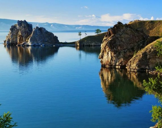 Онлайн экскурсии по Байкалу
