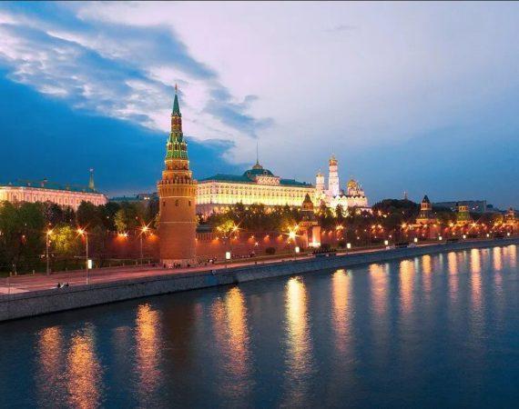 Онлайн экскурсии по Москве