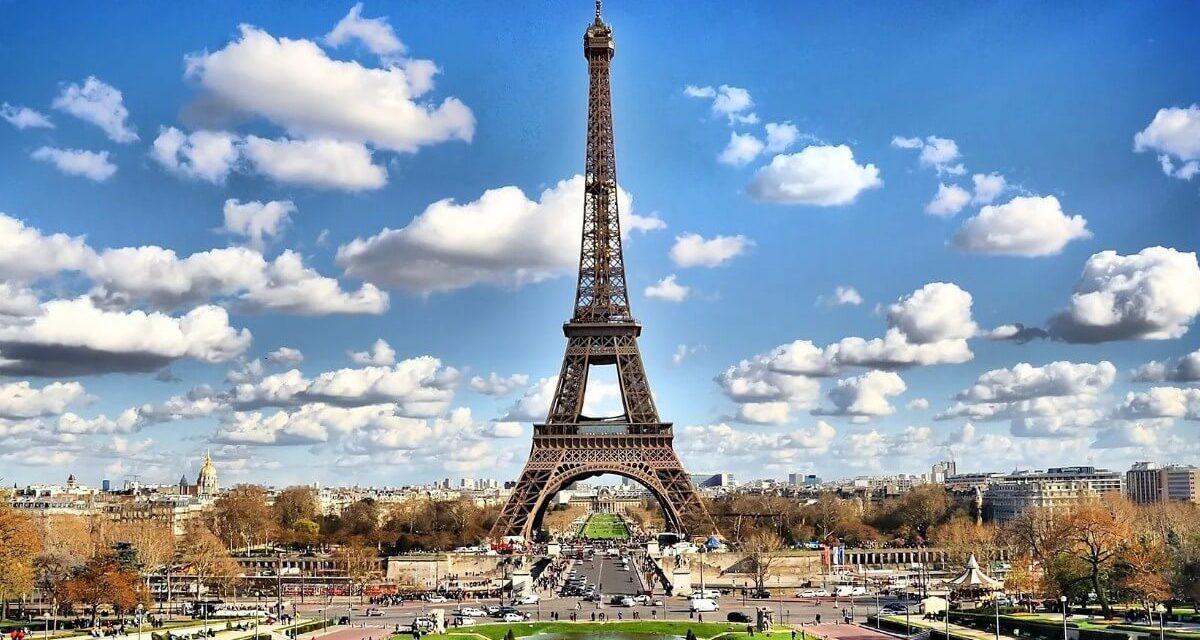 Онлайн экскурсии по Парижу
