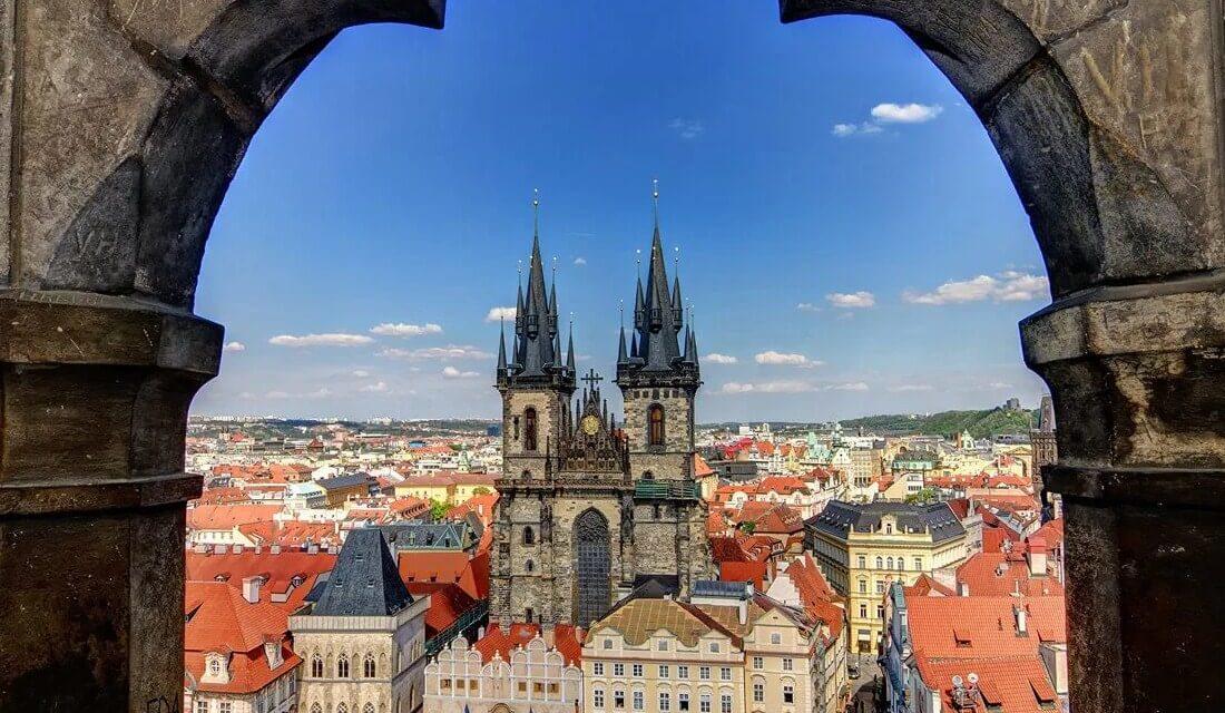 Онлайн экскурсии по Праге