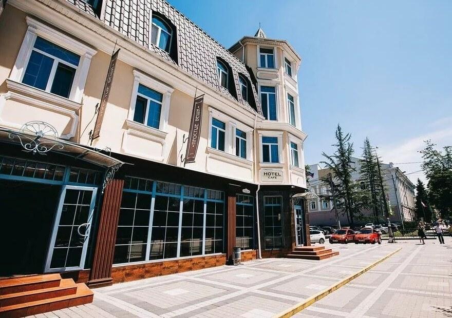 Отели Симферополя