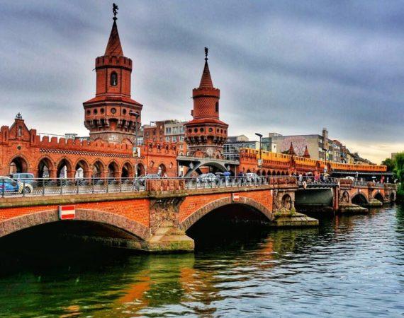 Онлайн экскурсии по Берлину