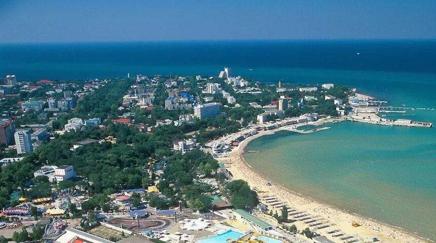 Санатории Краснодарского края