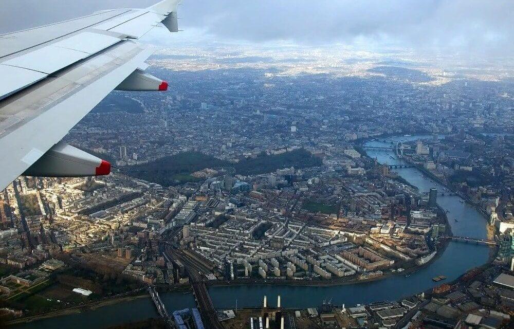 Авиабилеты в Лондон