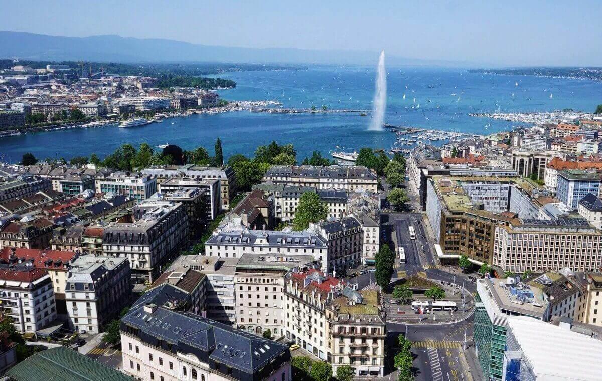 Авиабилеты в Женеву